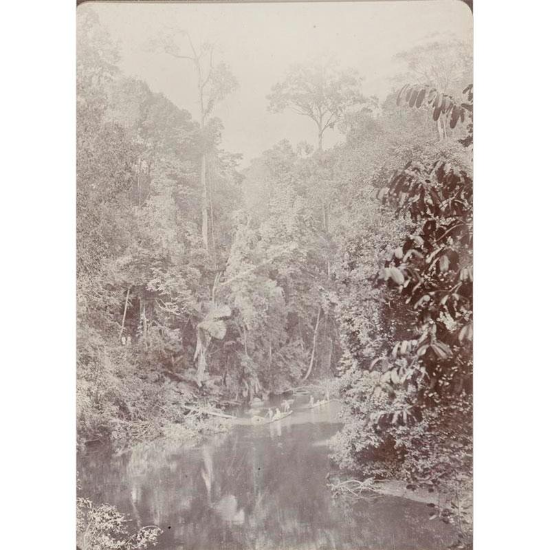 A picture entitled Susur Sungai